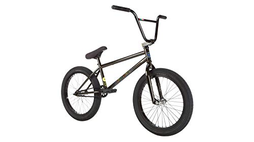 Fit 2019 BMX Mac Man Pac Black Bike