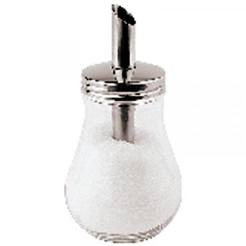 Altezza 15.5 cm in Vetro Aps 41525-01 Spargizucchero Dosatore