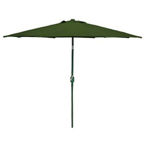 bond-mfg-company-61037-9-feet-aluminum-market-umbrella-hunter-green