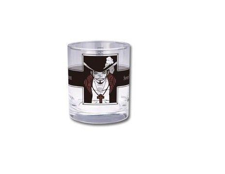 ▽ 11 デザイングラス 鷹の目 (ミホーク) F賞 一番くじ ワンピース ヒストリーオブゾロ(*)の商品画像