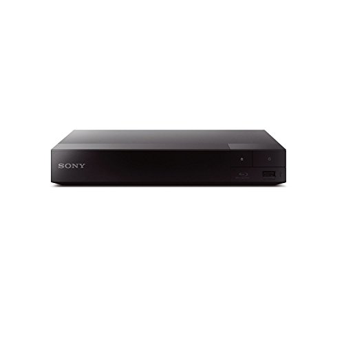 Sony BDP-S3700 Streaming Blu-Ray Disc Player with Wi-Fi, Bun