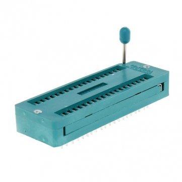 40p Printer (1 Pc 40P 40 Pin ZIF ZIP IC Tester Board Socket Multifunction)