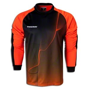 8654dc85c Amazon.com   Vizari Sanremo Goalkeeper Jersey (Orange Black