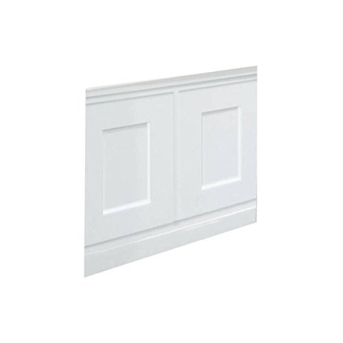 Transolid SCS32-01 Transolid SCS32 32-in x 18-in End Skirt Panel in White