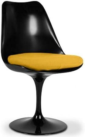 PRIVATEFLOOR Chaise Tulipe pivotante Style Eero Saarinen