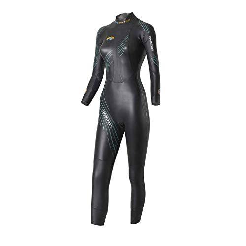 blueseventy 2019 Women's Reaction Triathlon Wetsuit - for Open Water Swimming - Ironman & USAT Approved (WM)