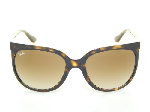 brown 57mm Gradient Cats1000 Sunglasses 51 Rb4126 Ban Demi New Ray Lens Brown 710 Enxfq8HPwz