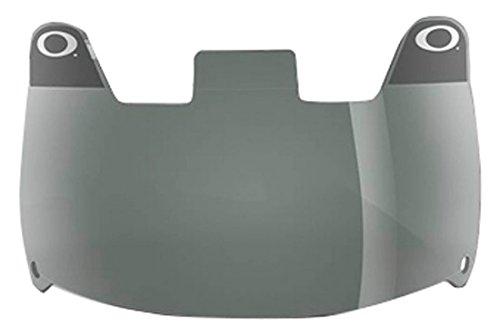 Oakley Football Shield, 45% Grey, One Size