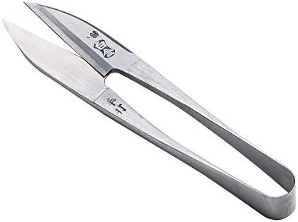 極上 握り鋏 (和はさみ)「 左利き用 」白金 120mm 爪