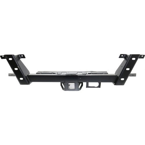 (Garage-Pro Rear Bumper Reinforcement for FORD F-150 2009-2014 Hitch Steel Styleside with Towing Package Base Payload Package)