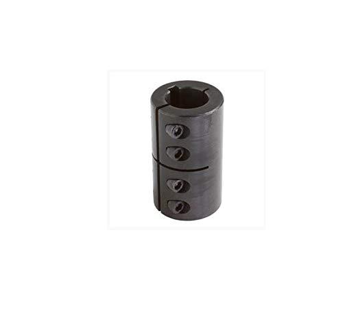 1 1//4X 1 1//4 ID Split KW Clamp Coupling GSCC-125-125-KW BO STL