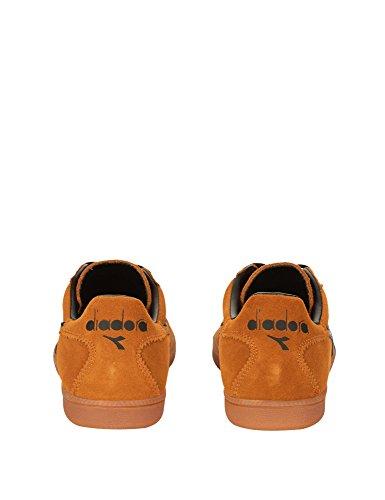 Marrone Tokyo Uomo Chiaro Diadora Sneaker Fw6ftqnA