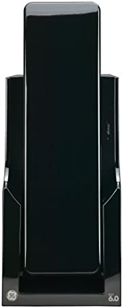 GE 27911 FE1 auricular inalámbrico DECT 6.0 de teléfono de diseño brillante accesorio para 27909 FE1 o 27956 fe1 fotos teléfono (negro): Amazon.es: Electrónica