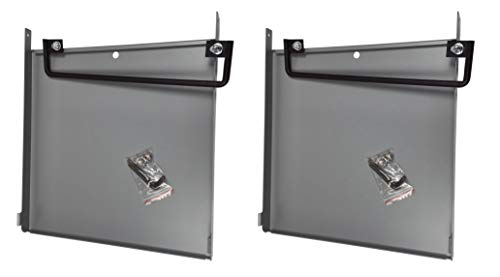 Cookingstar 2-Pack Folding Side Shelves Fit for Camp Chef Stove Models EX60LW, EX60LWC, EX60P