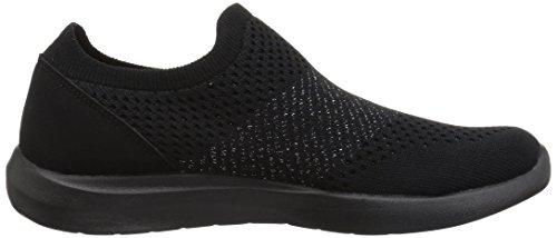 Skechers Womens Studio Comfort-premiere Class Sneaker Nero