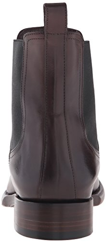 Frye Mens Weston Chelsea Boot Marrone Scuro