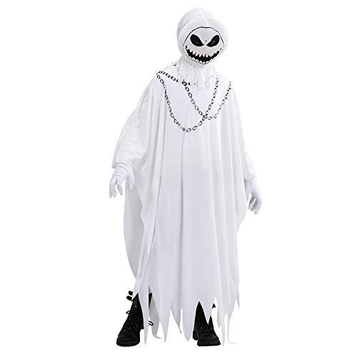Children's Evil Ghost Costume Large 11-13 Yrs (158cm) For Halloween Living Dead