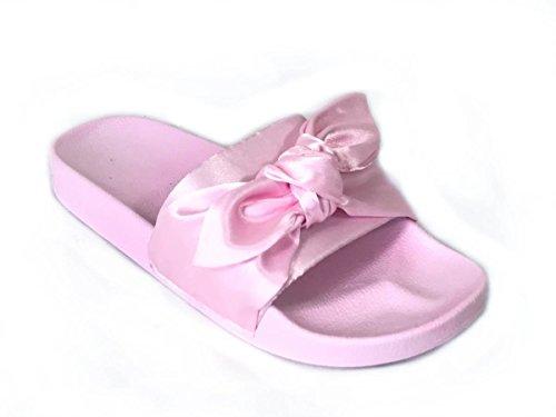 pour femme SKO'S Tongs F5 Pink U5ww04q