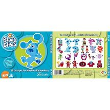 Brother Pacesetter-nickelodeon Blue's Clues Embroidery Card