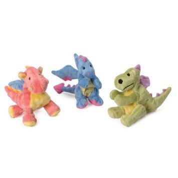- goDog - Mini Dragon Periwinkle Blue with Chew GuardTM 9