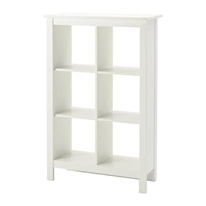 online store d1f89 80a43 IKEA Bookcase Shelf Unit (White)