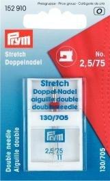 PFAFF Stretch Double Needle Size 2.5-75