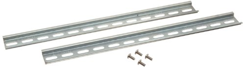 Integra DIN14 DIN Rail Kit, 2 Rails, 4 Screws, 14