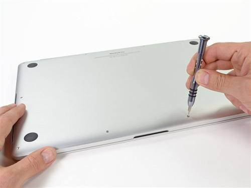 Set of 10pcs Repair Replacement Screw 1pcs 5 point Pentalobe Screwdriver for Unibody Macbook Pro Retina A1425 A1502 A1398 13 15 Bottom Case RION TECH 4 Pack Rubber Case Feet Retina