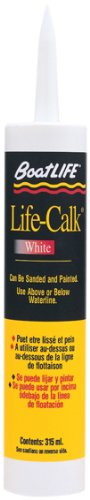 (Boat Life Lifecalk Sealant Cartridge, White)