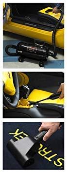 METROVAC VNB-94BD Vac N' Blo Auto Vacuum Cleaner 4PHP Motor w/Attachments Plus Swivel Carpet/Floor Tool, 4-Wheel Dolly& Bags