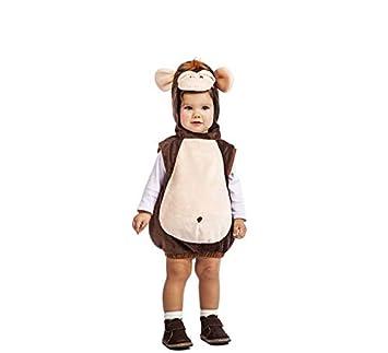 Car&Gus Disfraz de Mono Peluche para bebé: Amazon.es: Juguetes y ...