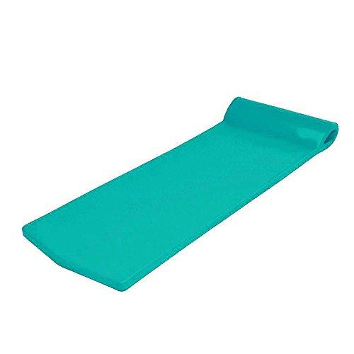 California Sun Deluxe Oversized Unsinkable Foam Cushion Pool Float - Aquamarine