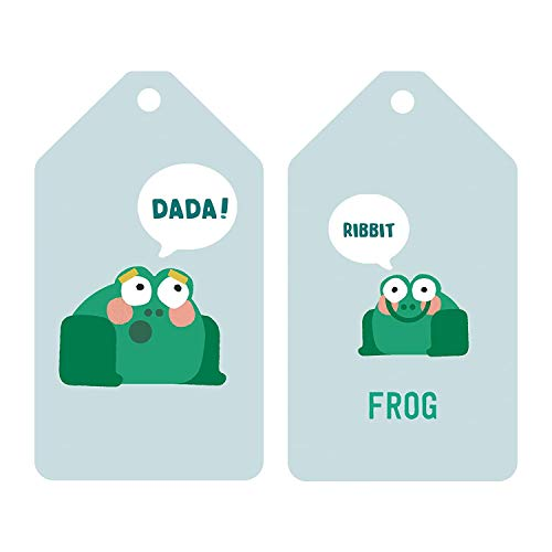 31Uipt1GQgL - Mudpuppy Jimmy Fallon Your Baby's First Word Will Be DaDa Flash Cards (First Words Flash Cards, for Toddlers, Baby Flash Cards)