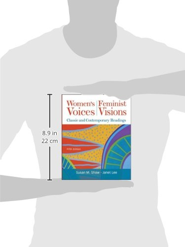 Women's Voices, Feminist Visions: Classic and Contemporary Readings by Brand: McGraw-Hill Humanities/Social Sciences/Languages