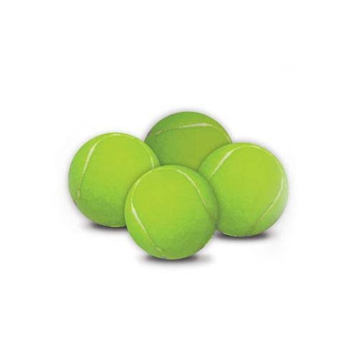 Hyper Pet 0002 Green Tennis Balls 4 Count Hyper Products Replacement