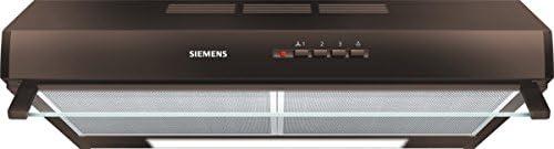 Siemens LU17143 iQ300 Unterbauhaube / 60,00cm / Lüfterleistung / braun