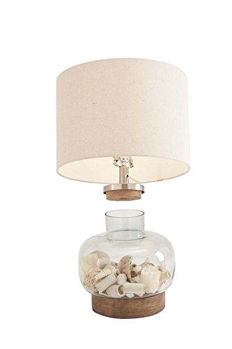 Deco 79 92010 Glass Metal Table lamp 23