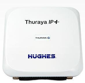 Thuraya IP+ Satellite Broadband Terminal