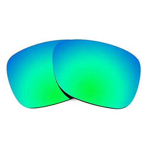 Esmeralda múltiples Justin RB4165 — Opciones Lentes repuesto Polarizados Ban 54mm Ray de para Verde Mirrorshield q7Xx0v