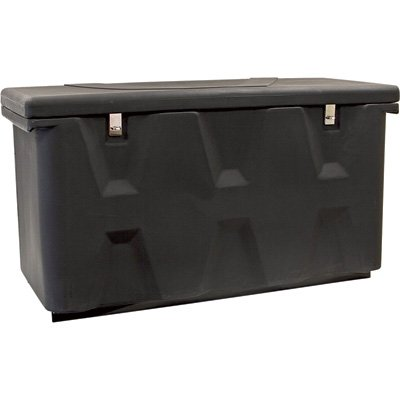 RomoTech All-Purpose Poly Tailgate Cargo Chest - 17 Cu. Ft., 300-Lb. Capacity, Model# 82123385F (Tailgate Cargo Box)