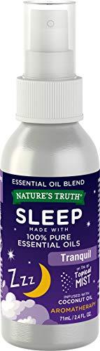 Price comparison product image Nature's Truth Sleep Mist Spray,  2.4 Fluid Ounce