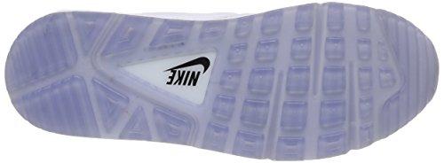 Nike Air Max Command Mens Scarpe Da Corsa Bianche (bianco_112)