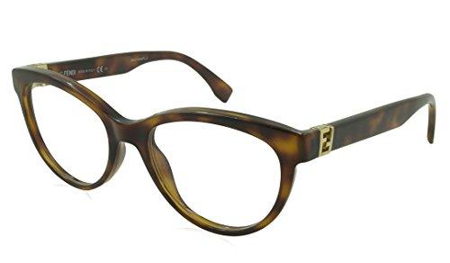 Fendi Rx Eyeglasses - FF0008 Havana-33048:FF0008