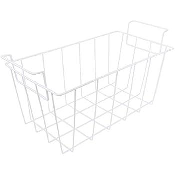 Amazon.com: Whirlpool 8210434 a Congelador basket-white ...