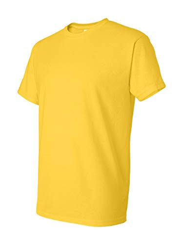Gildan mens DryBlend 5.6 oz. 50/50 T-Shirt(G800)-DAISY-M