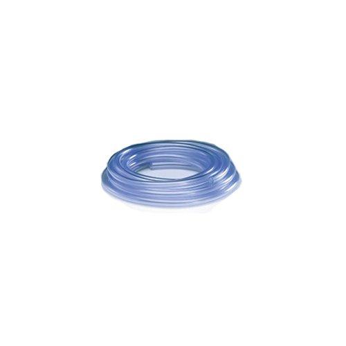 Sauermann ACC00105 1/4 6mm PVC Clear Pump Hose Pipe 5m Length UEM1061