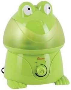 Crane 3.78L Cool Mist Humidifier Freddy The Frog.: Amazon