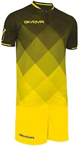 TALLA L. Givova Kit Shade - Kit Fútbol Unisex Adulto