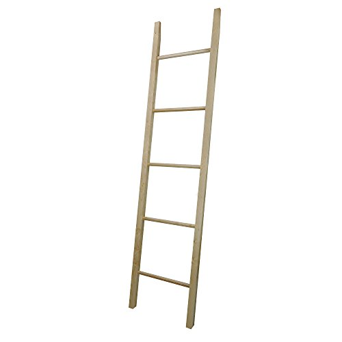 American Trails 117-520 Decorative Ladder with Solid American Maple