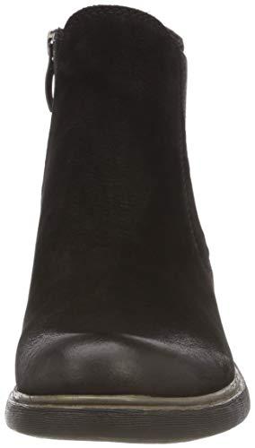 Femme 25317 black Tamaris 7 Noir Bottes Chelsea 21 Uni pZqwIq4